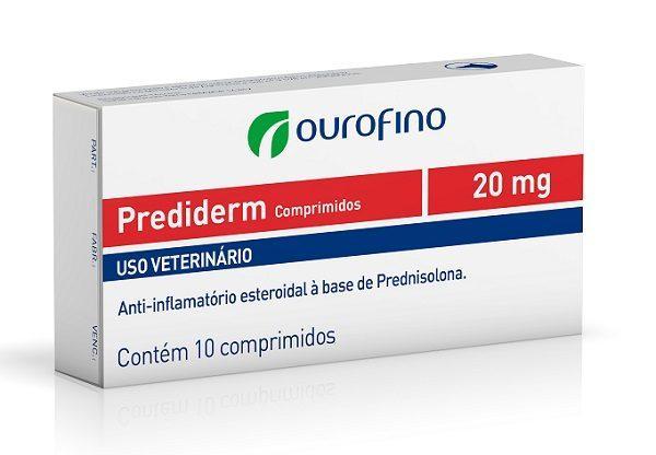 Ouro Fino Prediderm - 10 Comprimidos