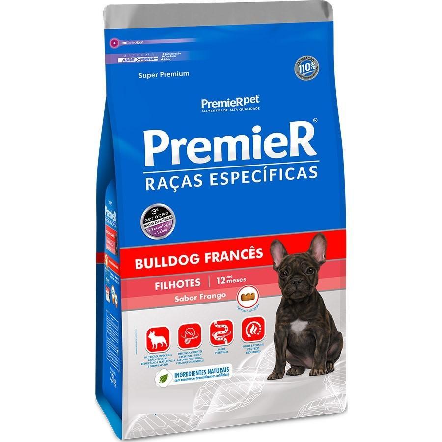 Premier Bulldog Francês Cães Filhotes