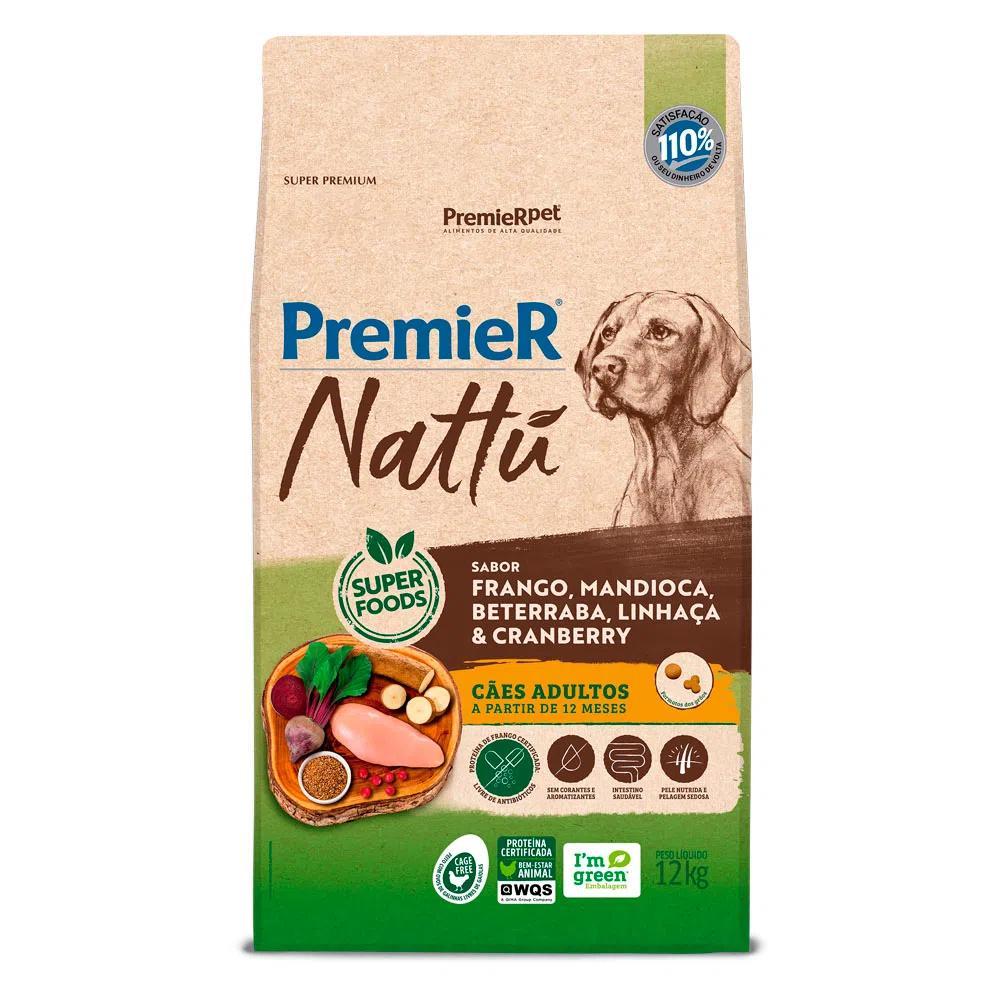 Premier Nattu Adultos Fra/Man/Bet/Lin/Cra