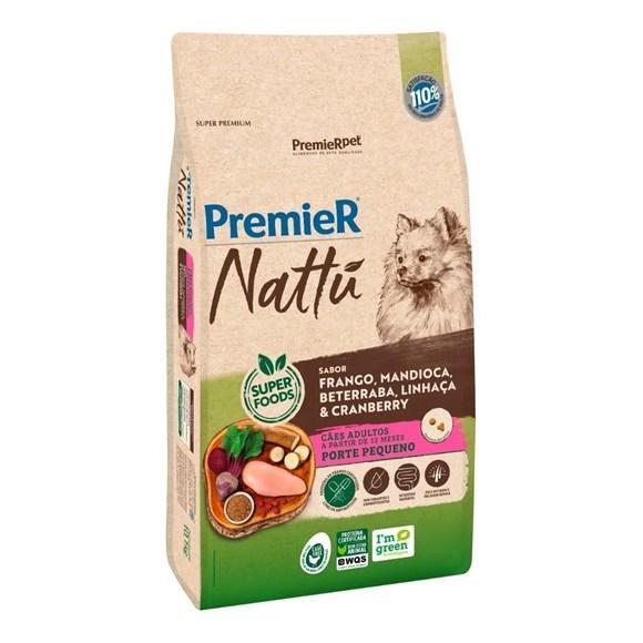 Premier Nattu Pequeno Porte Fra/Man/Bet/Lin/Cra