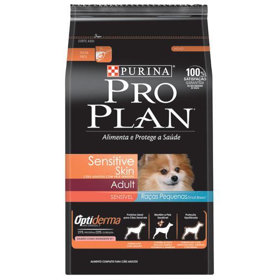 Proplan Dog Adult Sensitive Raças Pequenas