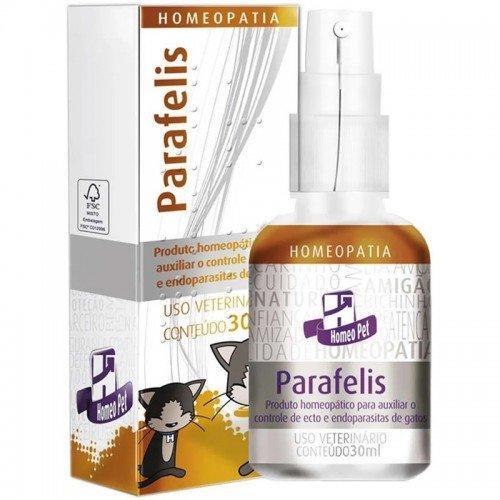 Real Homeopet Parafelis 30ml