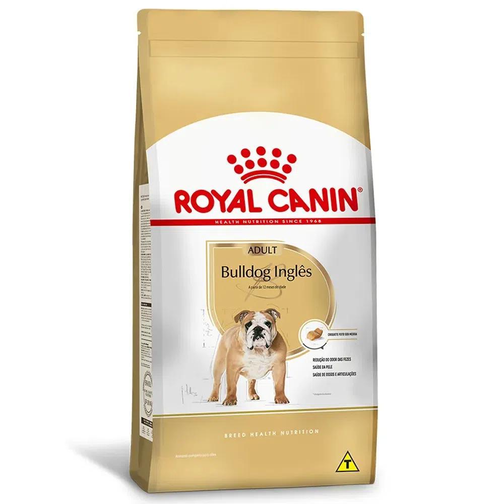 Royal Bulldog Inglês Adult 12kg