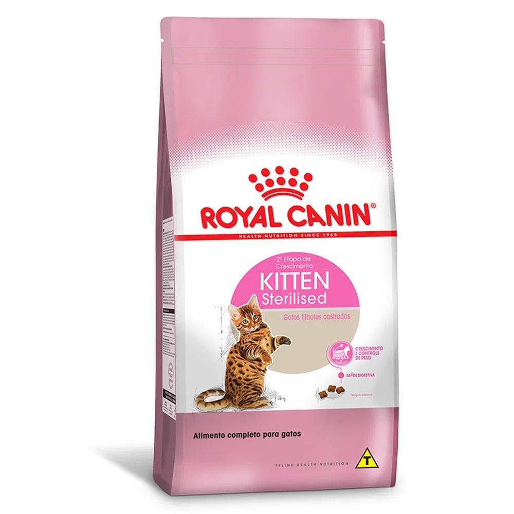 Royal Cat Kitten Stetilised
