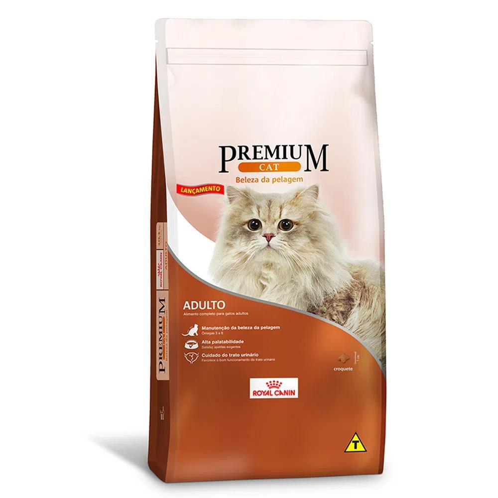 Royal Cat Premium Beleza E Pelagem