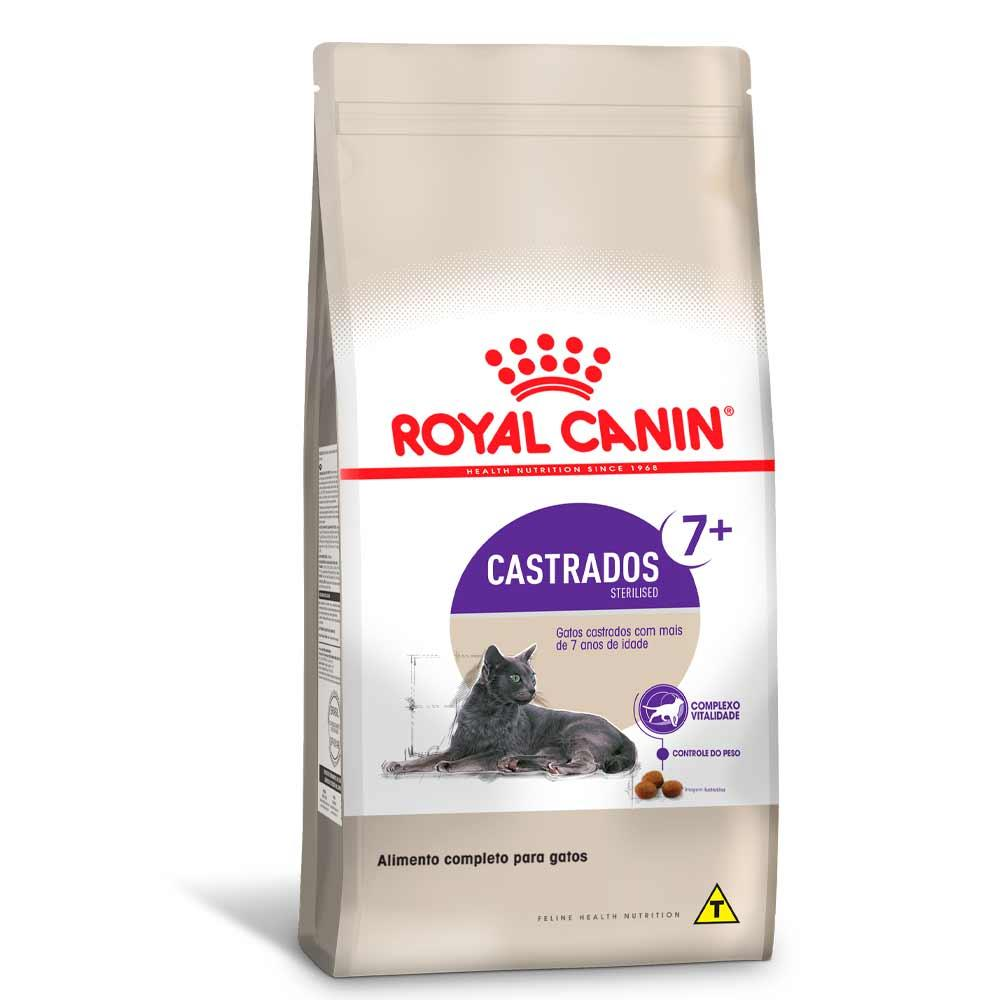 Royal Cat Sterilised 7+