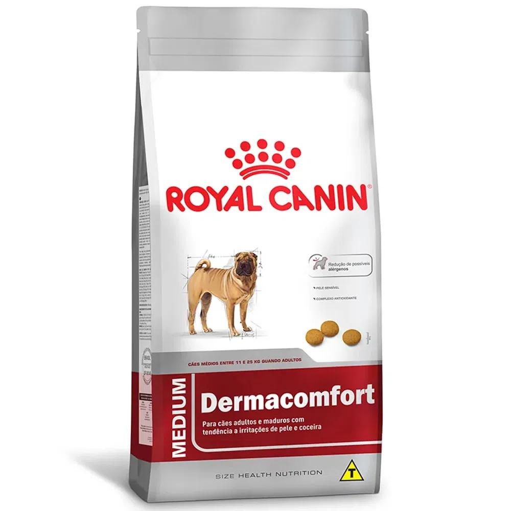 Royal Medium Dermacomfort 15kg