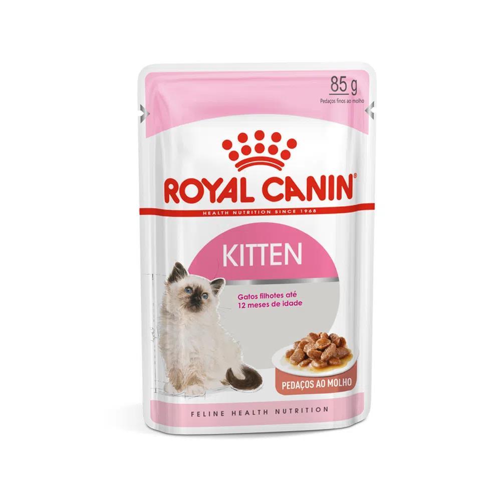 Royal Sachê Kitten 85g