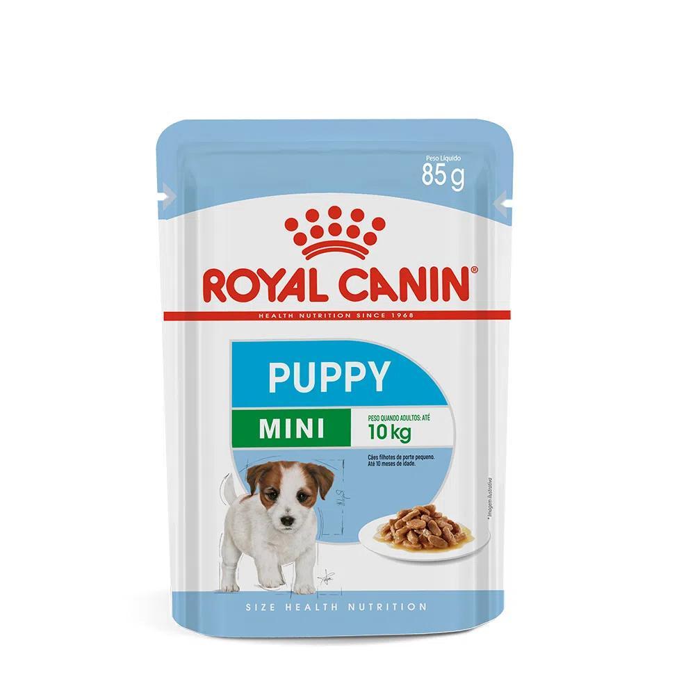 Royal Sachê Mini Puppy 85g