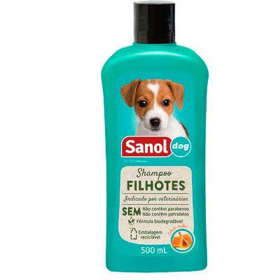 Sanol Shampoo Filhotes