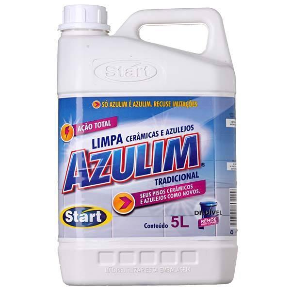 Start Limpa Cerâmica Azulim 5L