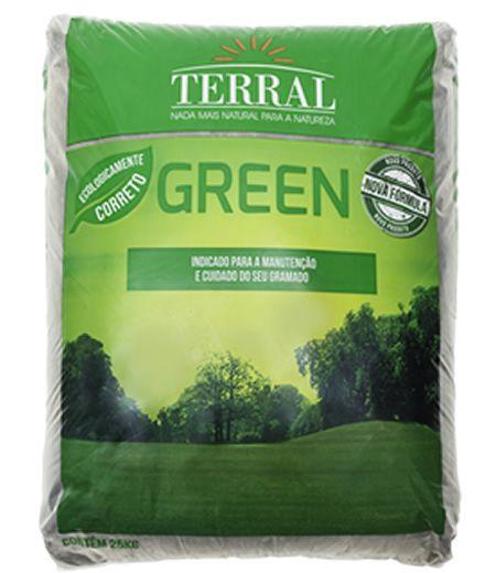 Terral Substrato Grama 25kg