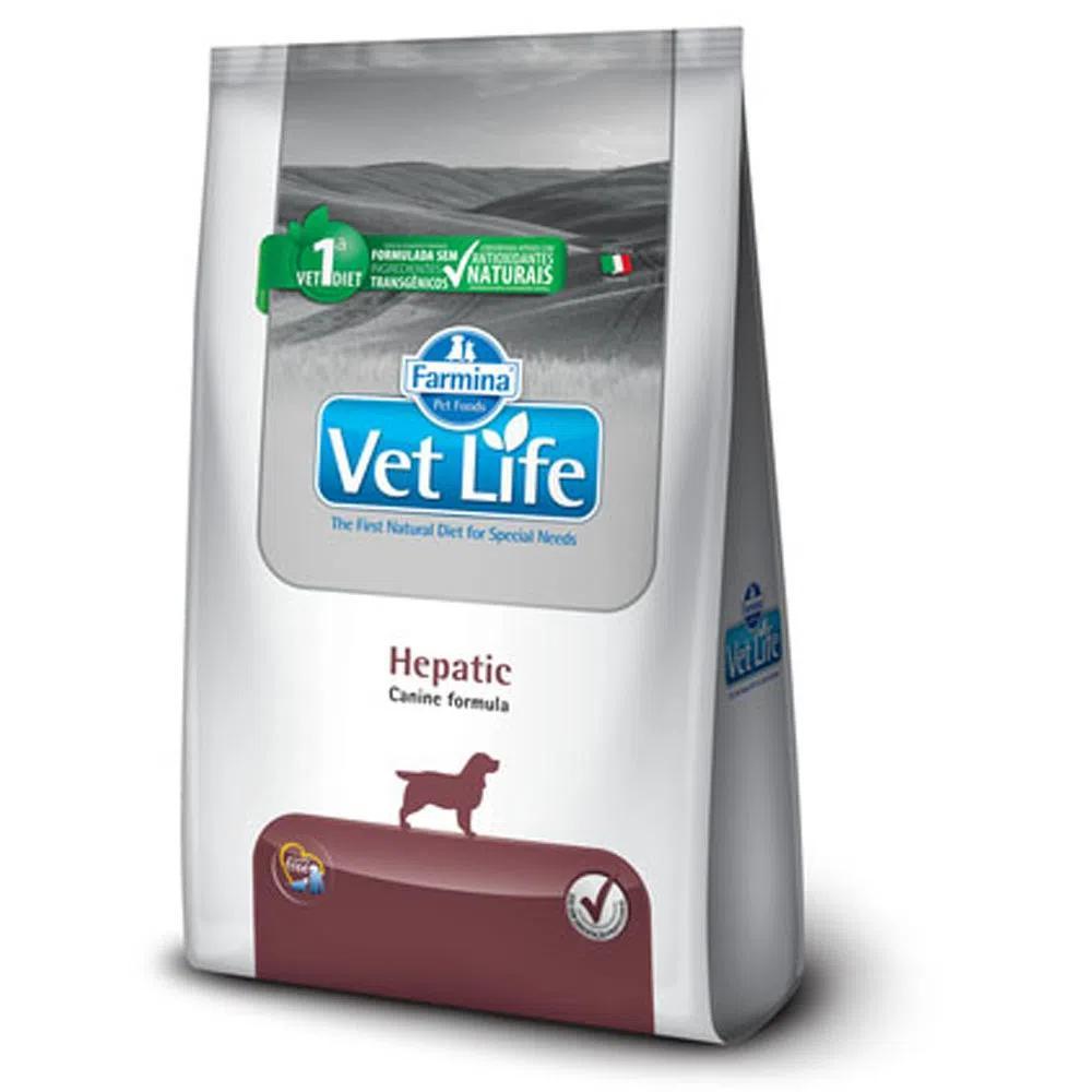 Vet Life Cães Hepatic 2kg