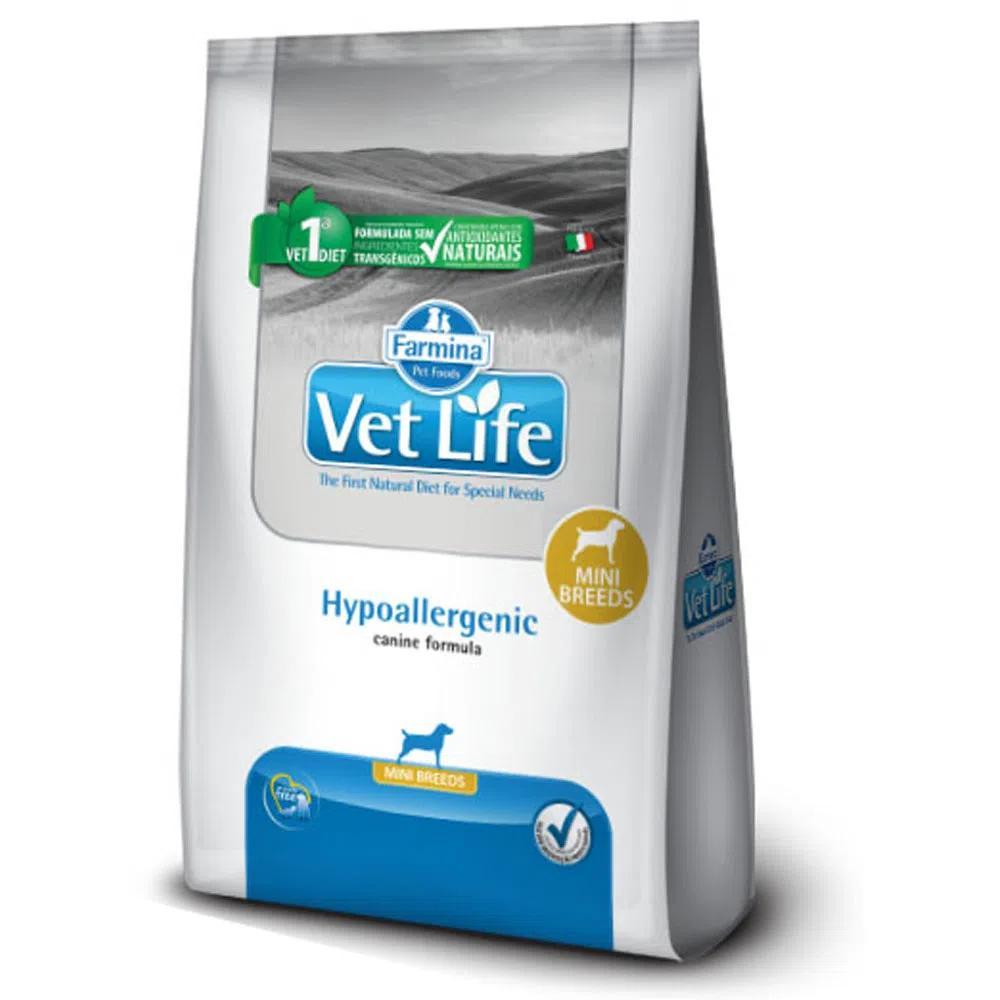 Vet Life Cães Hypoallergenic Mini