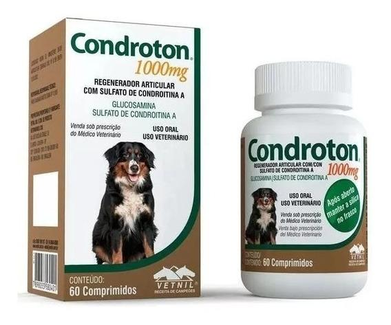 Vetnil Condroton 1000 - 60 Comprimidos