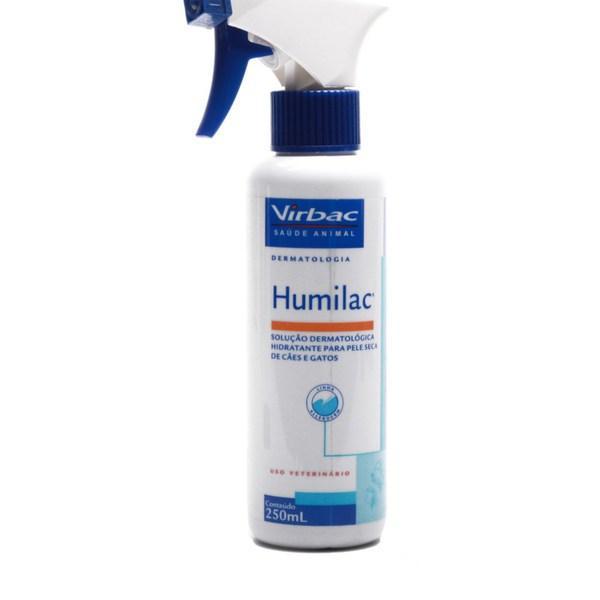 Virbac Humilac Solução Dermatológica 250ml