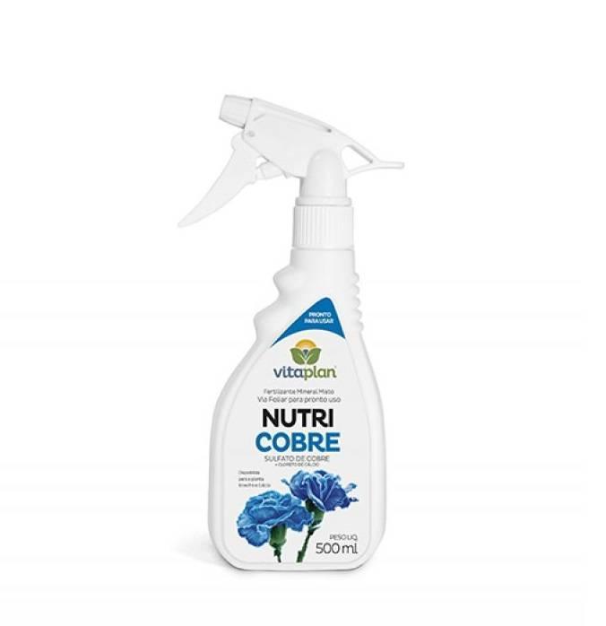 Vitaplan Fertilizante Nutricobre 500ml