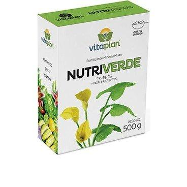 Vitaplan Fertilizante Nutriverde 500g