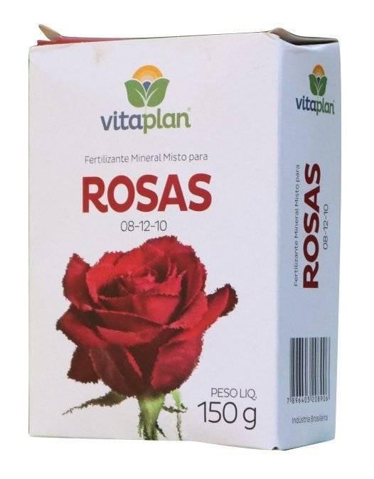 Vitaplan Fertilizante Rosas 150g