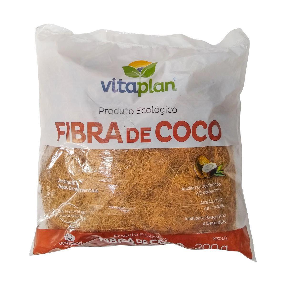 Vitaplan Fibra de Coco 200g