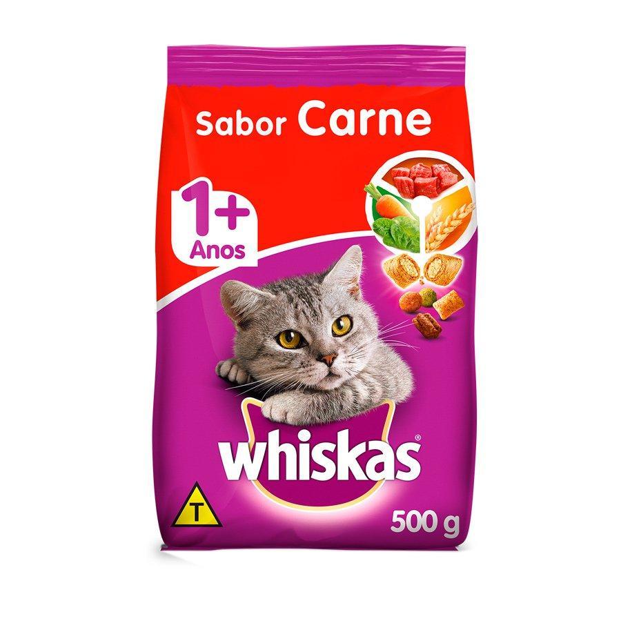 Whiskas Adulto Carne