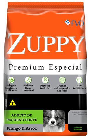 Zuppy Adulto Pequeno Porte