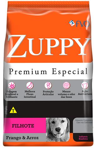 Zuppy Filhote Porte Grande 20kg