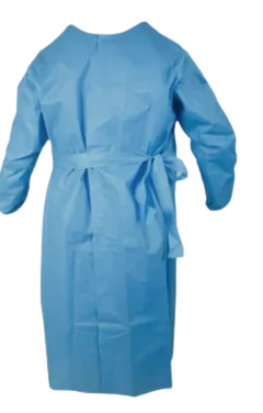 Avental Descartável Comfort Azul C/10