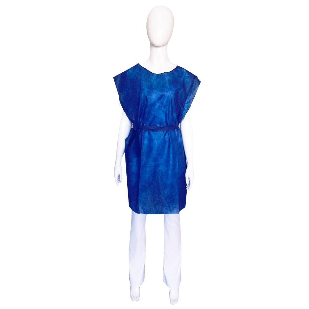 Avental Descartável Comfort Azul S/MG