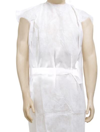 Avental Descartável Comfort Branco S MG