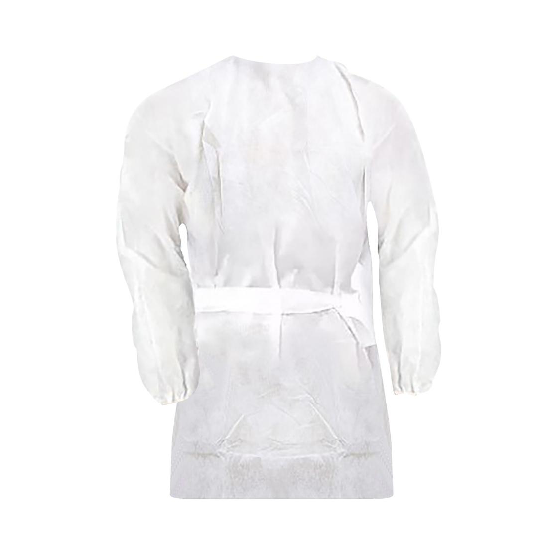 Avental Descartável Comfort Branco MG