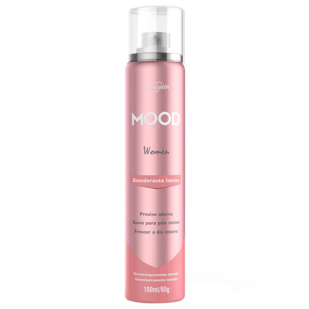 Desodorante Íntimo Mood Care 100Ml