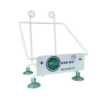 Suporte P/ Coletor 1,5L Com Ventosa Grandesc