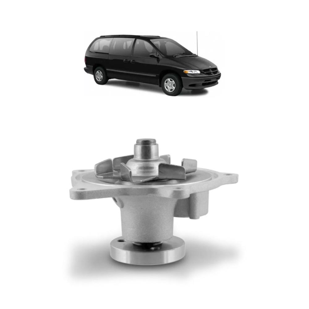 Bomba d Agua Chrysler Caravan / Gran Caravan / Voyager V6 SWP013 Starke