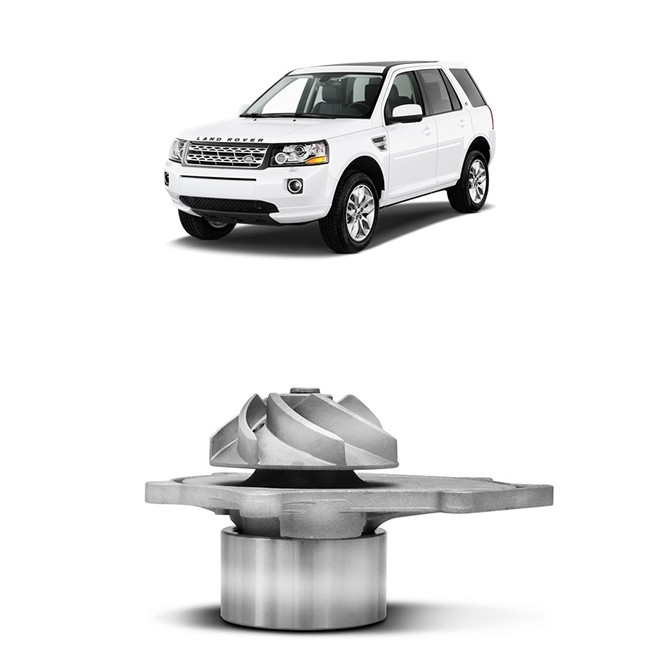 Bomba d agua Ford Ecosport/Focus/Ka/New Fiesta SWP208 Starke