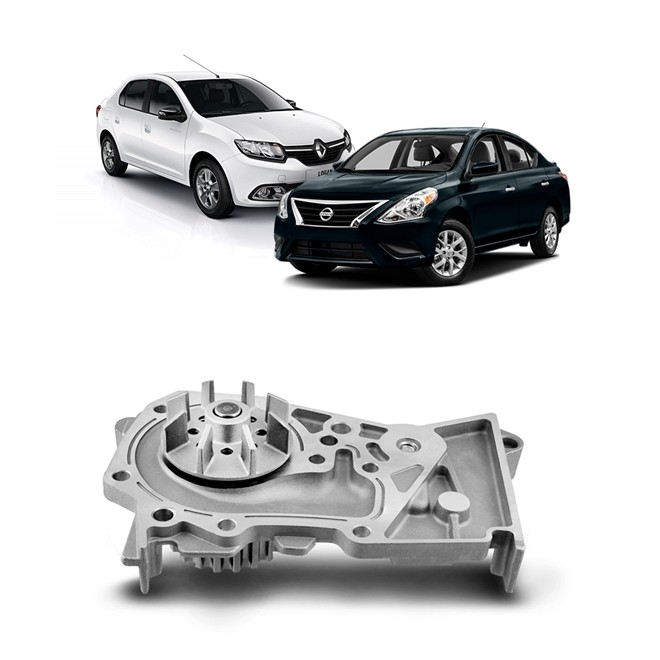 Bomba d agua Nissan Versa/March Renault Clio/Duster/Megane SWP037 Starke