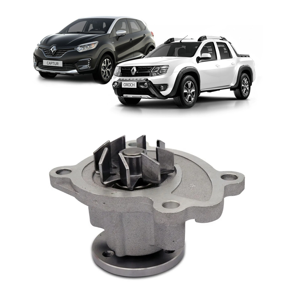 Bomba d Agua Nissan March / Versa e Renault Sandero / Duster SWP164 Starke