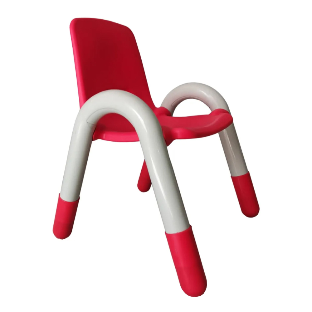 Cadeira Infantil Anatomica Vermelha BW086VM Importway