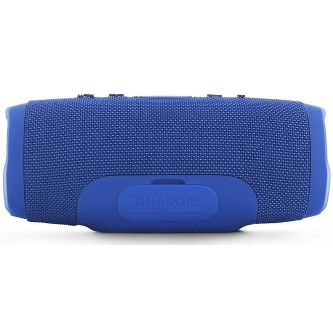 Caixa De Som Jbl Charge 3 20w Bluetooth Prova D'água Azul Jbl