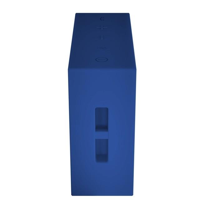 Caixa De Som Jbl Go Bluetooth Azul 3w Rms Jbl