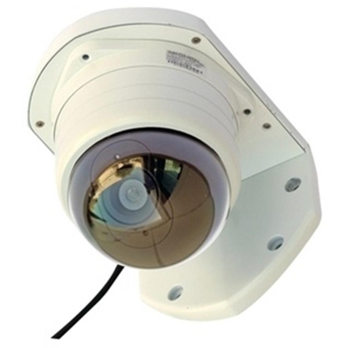 Camera Analog Ext Ptz 3x 540l Ccd 1/3 5 Á 15mm Branca Qsz515d Q-See