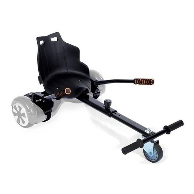 Carrinho Para Hoverboard Hoverkart Universal Preto Bw058 Importway