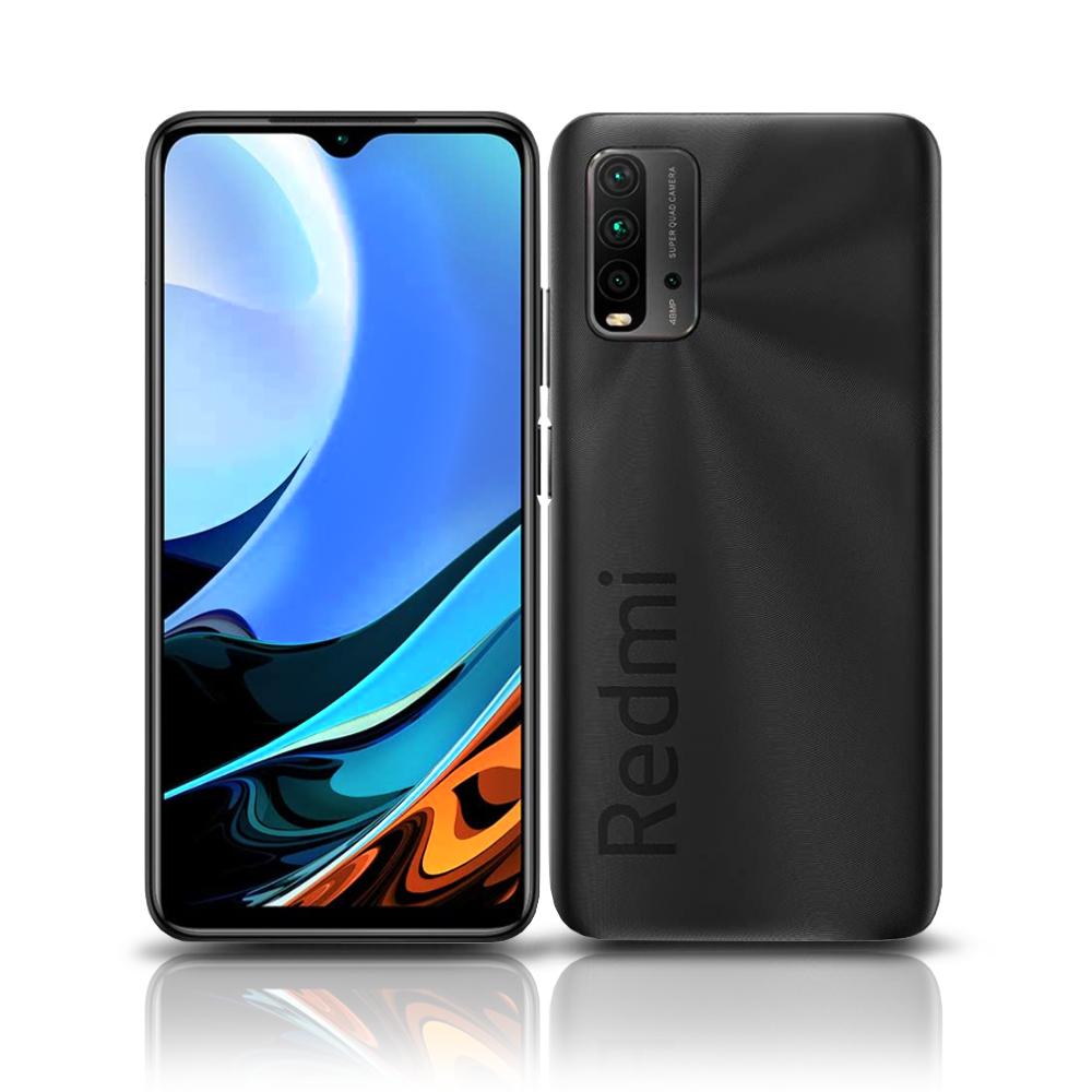 Celular Smartphone Redmi 9T 64GB 4GB Carbon Gray M1903F10G Xiaomi