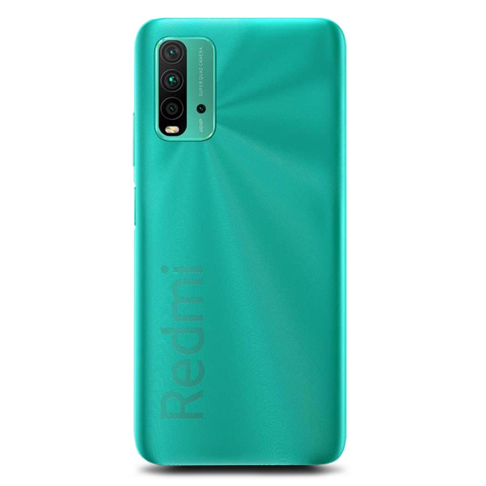Celular Smartphone Redmi 9T 64GB 4GB Ocean Green M1903F10G Xiaomi