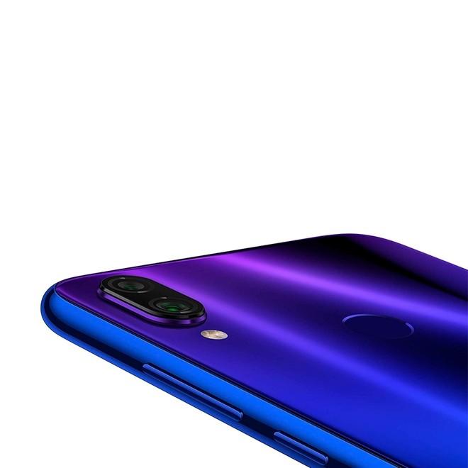 Celular Smartphone Redmi Note 7 64Gb 4GB Azul Tela 6.3/48mp 660 Qualcomm Xiaomi
