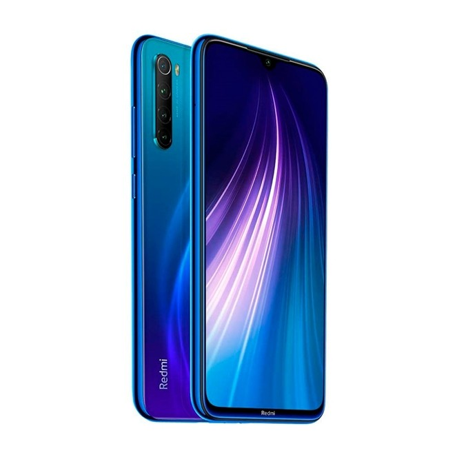 Celular Smartphone Redmi Note 8 64Gb Azul Tela 6.3/48mp 665 Qualcomm Xiaomi
