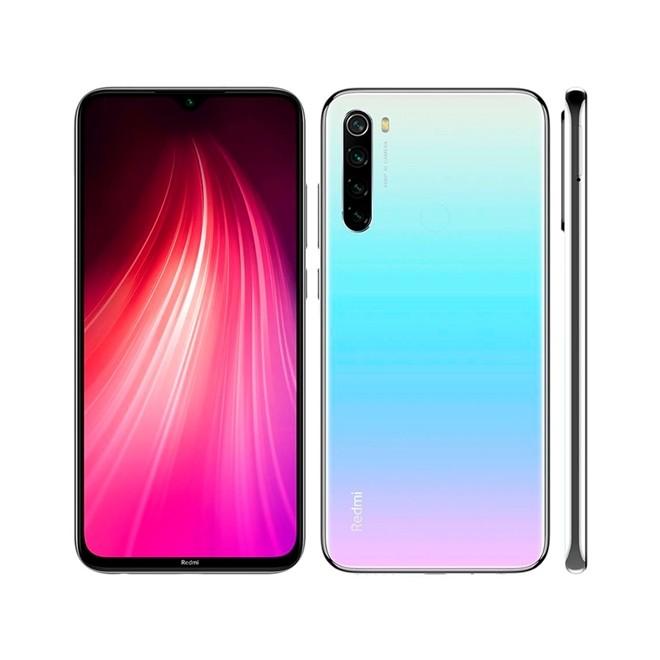 Celular Smartphone Redmi Note 8 64Gb Branco Tela 6.3/48mp 665 Qualcomm Xiaomi