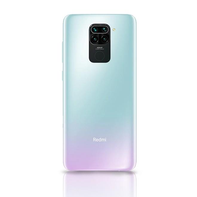 Celular Smartphone Redmi Note 9 64Gb 3Gb Branco Tela 6.53/48 Octa-Core Xiaomi