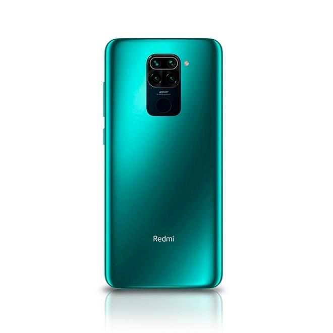 Celular Smartphone Redmi Note 9 64gb 4Gb Verde Tela 6.53/48 Helio G80 Xiaomi