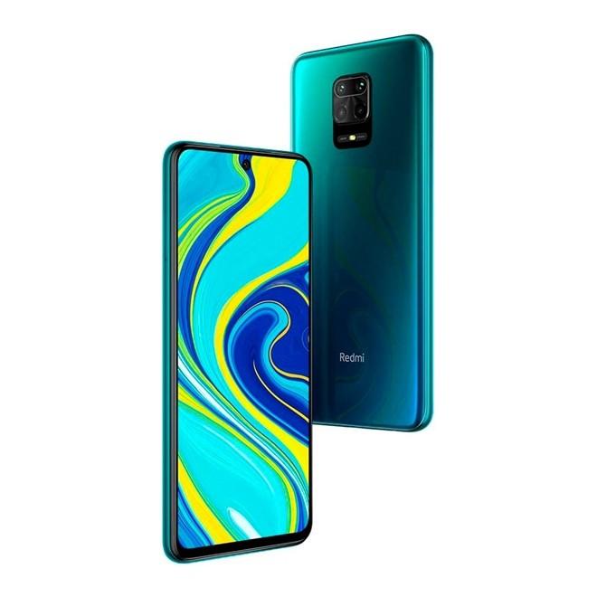 Celular Smartphone Redmi Note 9S 64gb 4Gb Azul Tela 6.67/48m